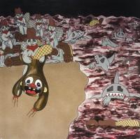 Lost Beaver Rape Mural