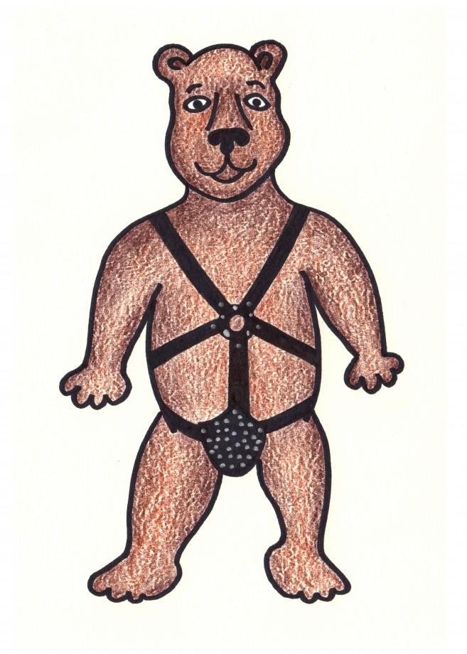 bear s&m